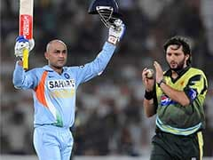 Shahid Afridi, Virender Sehwag To Play Cricket On Ice