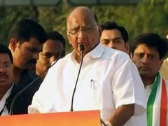Holding CBI Hostage Disastrous For Nation, Says Sharad Pawar