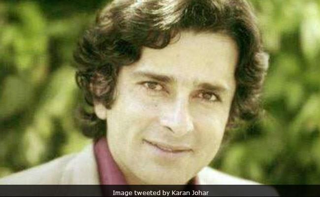 Shashi Kapoor Dies At 79. 'An Era Has Ended' Tweet Stars