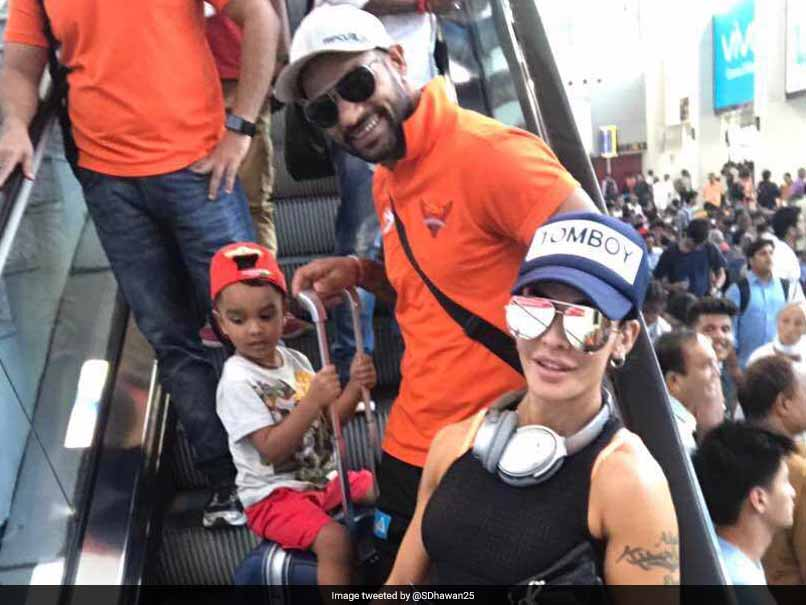 Shikhar Dhawan Fumes As Airline Stops His Family From Flying Out Of Dubai