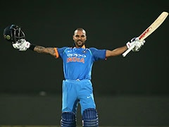 India vs Sri Lanka: Shikhar Dhawan Becomes Second Fastest Indian To Reach 4000-Run Mark