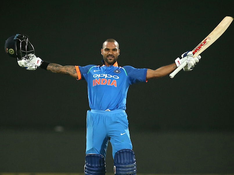 Shikhar Dhawan Becomes Second Fastest Indian To Reach 4000-Run Mark