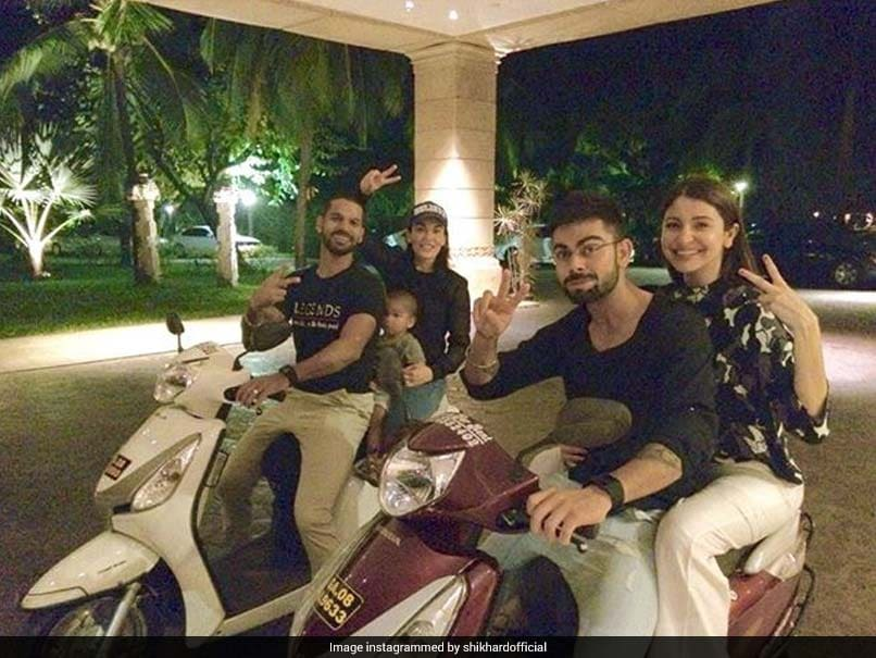 Virat-Anushka Wedding: Shikhar Dhawan Wishes The Couple In His Unique Way