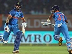 Highlights, India vs Sri Lanka, 3rd ODI, Visakhapatnam: India Beat Sri Lanka By 8 Wickets To Clinch Series