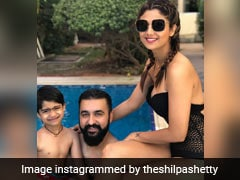 We Bet Shilpa Shetty's Vacation Photos Will Make You Want To Hit The Pool