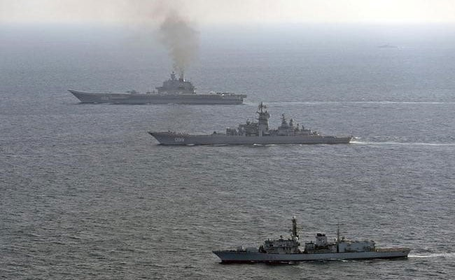 Britain Escorts Russian Ship Near National Waters Amid Strained Relations