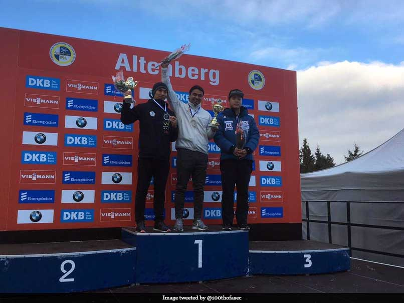 Shiva Keshavan Wins Gold In Asian Luge Championships
