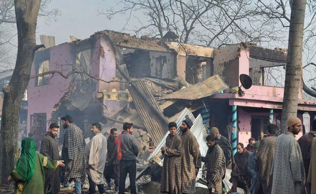 Number Of Young Kashmiris Joining Terrorist Groups Hit A High This Year