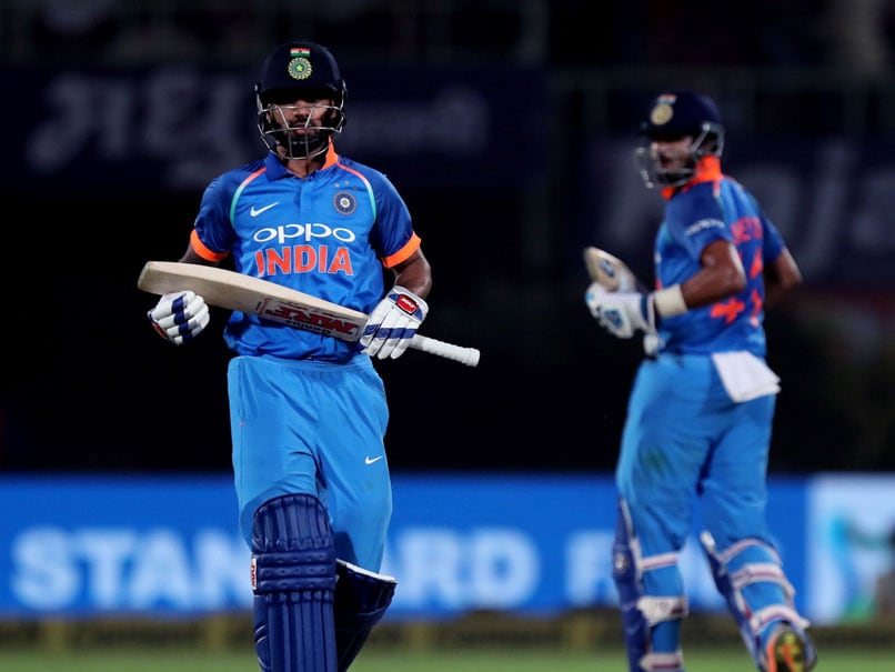 India vs Sri Lanka, 3rd ODI: Shikhar Dhawan, Spinners Hand Hosts Series-Clinching Win