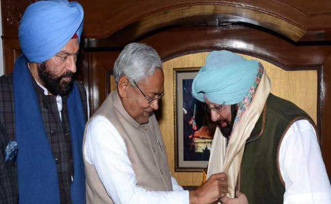 पटना साहिब में शुकराना समारोह शुरू, नीतीश कुमार ने किया उद्घाटन