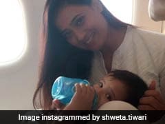 Shweta Tiwari's Adorable Wish For Her One-Year-Old Son Will Melt Your Heart