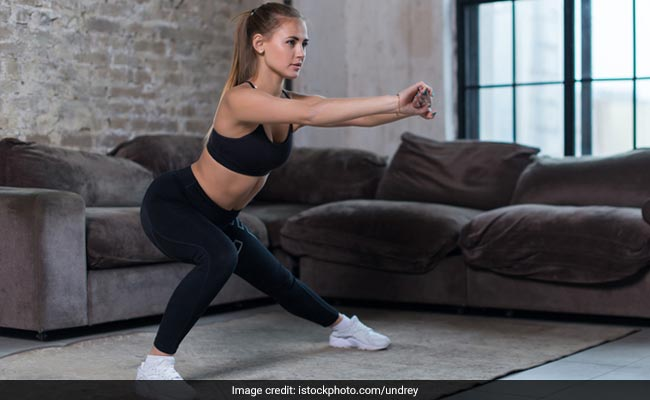 side lunges with twist