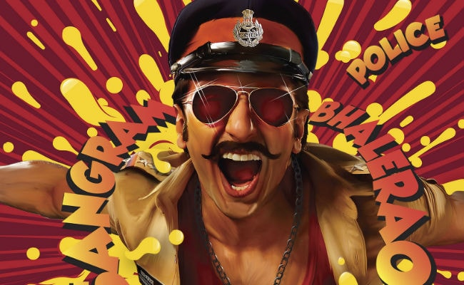 Ranveer Singh Stars In And As Simmba In Rohit Shetty, Karan Johar Film. Twitter's Thrilled