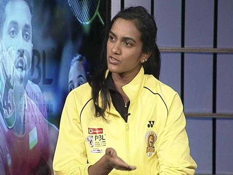 PV Sindhu Asks For Patience For Junior Players To Do Well On International Stage