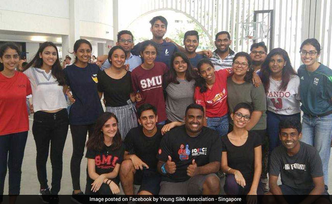 Indian-Origin Students From Singapore To Rebuild School In Punjab