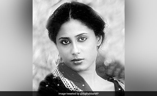 Smita Patil Fondly Remembered By Raj Babbar On Her Death Anniversary