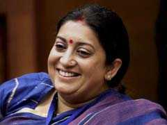 "Election 2019: ""24 Hours To Go..."": Smriti Irani Tweets Thank You Ahead Of Results"