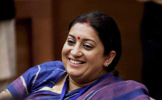 Election 2019: '24 Hours To Go...': Smriti Irani Tweets Thank You Ahead Of Results