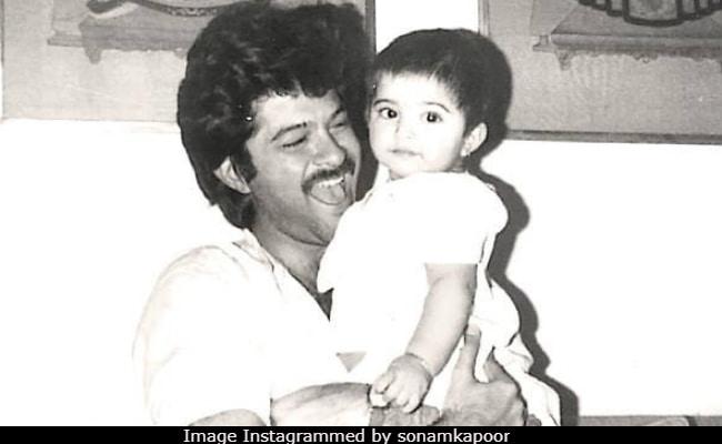 On Anil Kapoor's Birthday, 'Love You Endlessly,' Tweet Sonam And Harshvardhan Kapoor