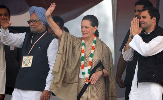 For Rahul Gandhi's Promotion, Sonia Gandhi, Manmohan Singh Proposers