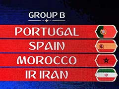 Russia 2018 World Cup Draw: Portugal Clash Concerns Spain Boss Julen Lopetegui