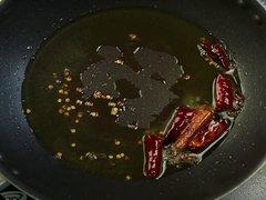 Spicy Gatte Ki Sabzi