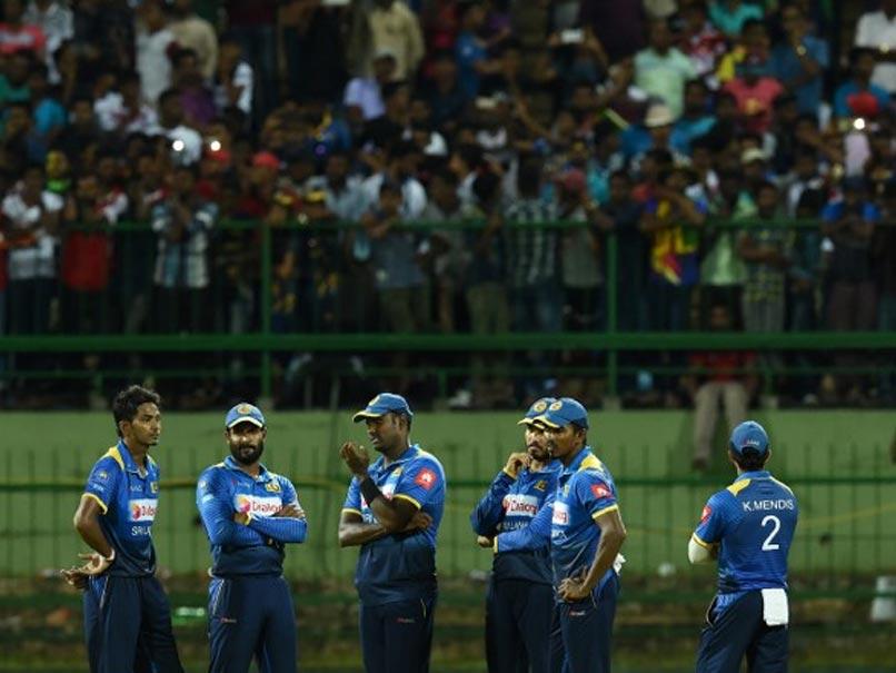 Sri Lankan Sports Minister Stops ODI Cricket Team Leaving For India