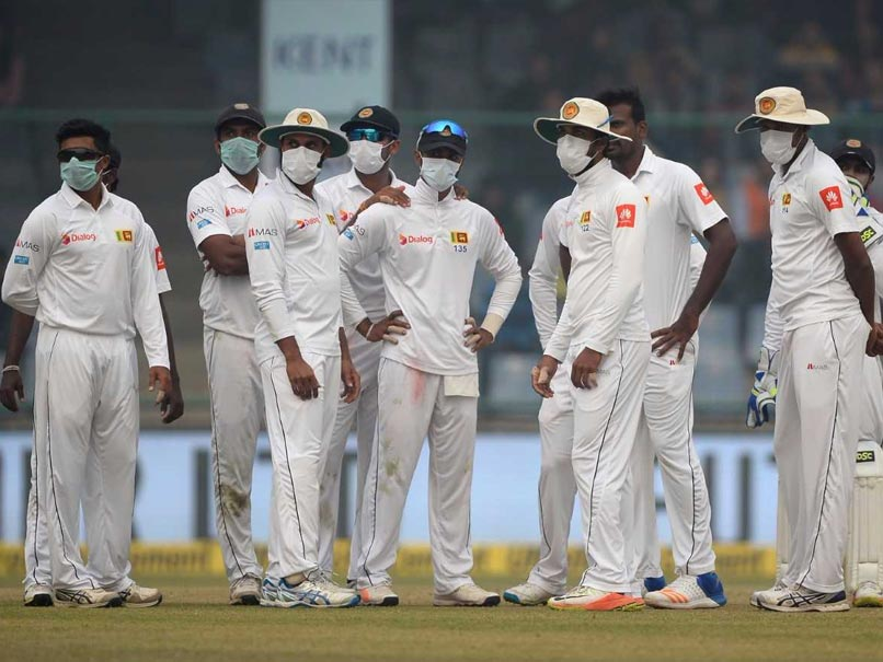 India vs Sri Lanka, 3rd Test, Day 2: Players Were Vomiting Due To Smog, Says Lanka Coach Nic Pothas