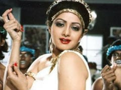 Image result for Remembering Sridevi: The Actor Who Lit Up Every Song With Her Presence