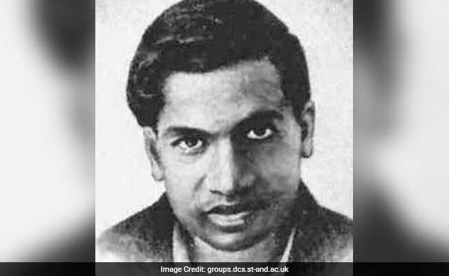 National Mathematics Day: Remembering Srinivasa Ramanujan On His Birth Anniversary