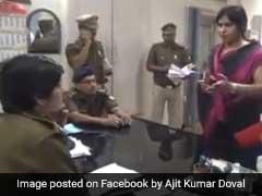 'लेडी सिंघम' ने की समाजवादी पार्टी के नेता की बोलती बंद, बोलीं- अब दिखाऊंगी क्या है औकात