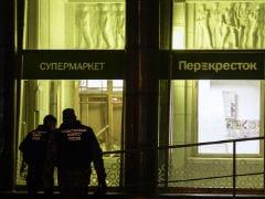 Saint Petersburg Supermarket Attack Suspect Arrested