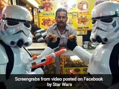 Stormtroopers Hunt For Last Jedi In India. 'Star Wars' Fans, Seen This Yet?