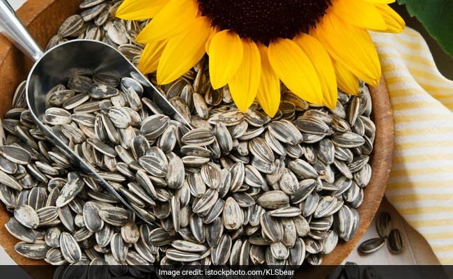 sunflower seeds are a rich source of calcium