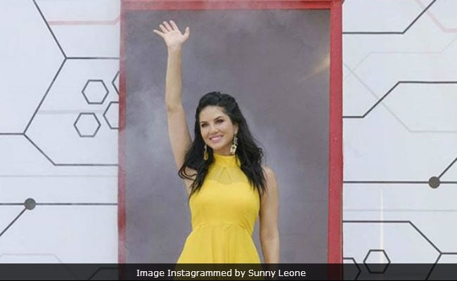 Sunny Leone 'Excited' To Get 'Adventurous' With Man Vs Wild