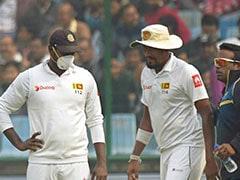 India vs Sri Lanka: Suranga Lakmal Vomits As Lankans Struggle With Pollution Again
