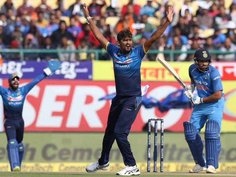 India vs Sri Lanka: Suranga Lakmal Is Brilliant When He Gets Green Track, Says Coach Nic Pothas
