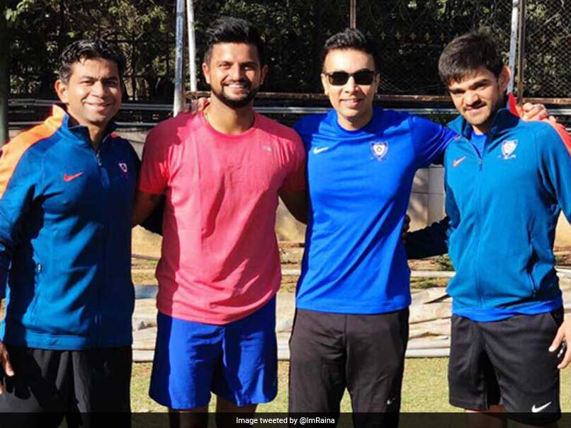Suresh Raina clears Yo-Yo test with flying colours. Is Team India watching?