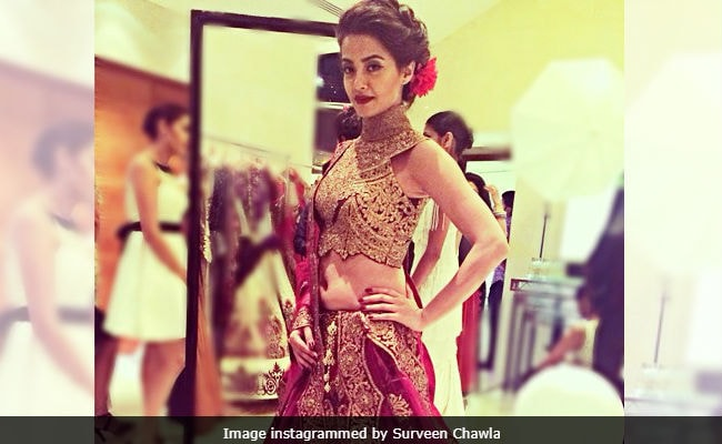Hate Story 2 Actress Surveen Chawla Makes Wedding Announcement