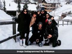 Trending: Sushant Singh Rajput And Kriti Sanon's Holiday Pics