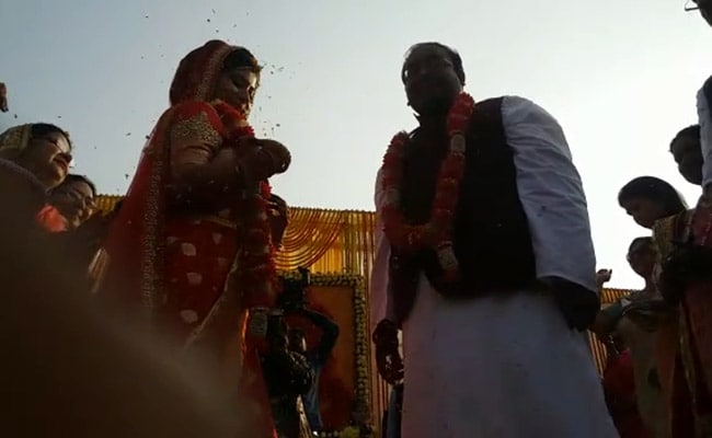 sushil modi son wedding