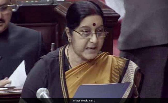 Sushma Swaraj On Kulbhushan Jadhav Live Updates: Pak Used Jadhav Family Meet As Propaganda Tool