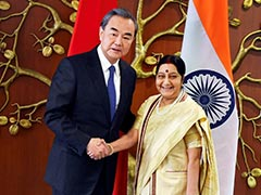 Doklam Standoff Put Severe Pressure On Ties: China told Sushma Swaraj