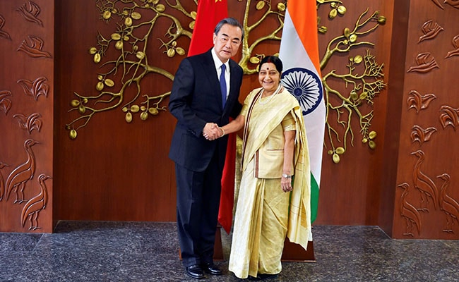 Handling of Doklam shows importance of India-China ties: Chinese foreign minister