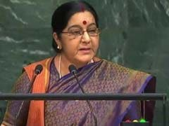 Sushma Swaraj Seeks Afghan Government's Help For Release Of 7 Abducted Indians