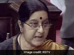 Government Monitoring Brahmaputra To Detect Abnormalities: External Affairs Minister Sushma Swaraj