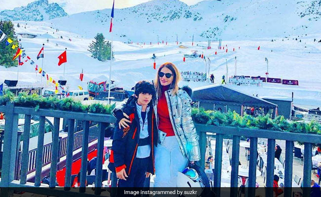 Sussanne Khan's Postcard-Worthy Pics From France Light Up Instagram