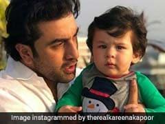 Viral Video: तैमूर अली खान पर खूब जमा काला चश्मा, मामू रणबीर कपूर के साथ मनाया 1st Christmas