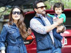 Taimur, Kareena Kapoor And Saif Ali Khan's Vacation Pic Is Now Viral. See Here