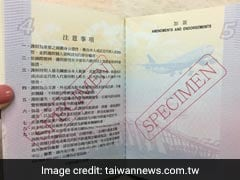 Taiwan Mistakenly Prints 200,000 Passports With Image Of US Airport